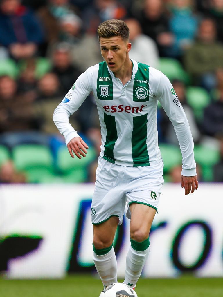 Ajdin Hrustic of FC Groningen