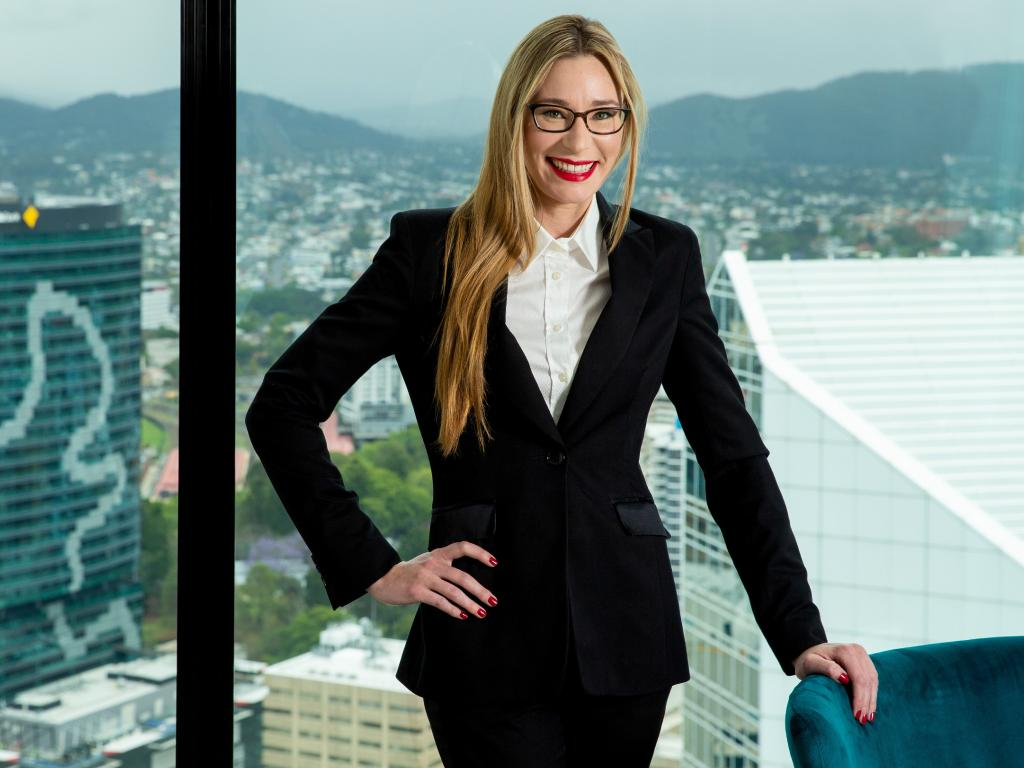 ATech managing director Sarah-Jane Peterschlingmann says more women are needed in leadership positions. Picture: Richard Walker