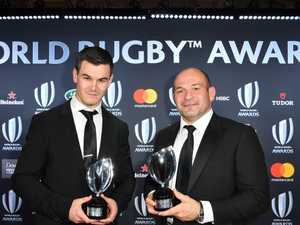 No three peat for Barrett as Irishman wins Player of the Year