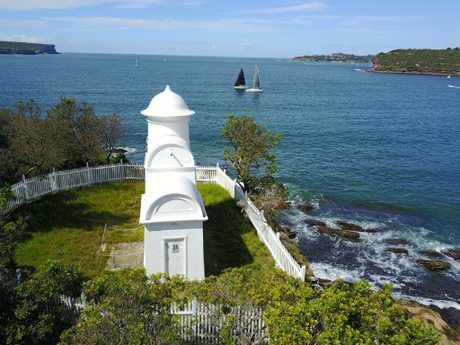 The walk will take in Grotto Point at Balgowlah Heights.