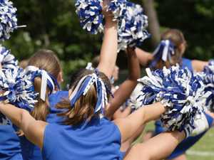 Gympie cheerleader to make history at US