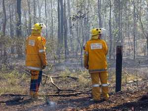 Deepwater fires: 46 crews, air tanker brought in