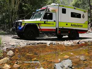 Turbocharged off-road ambulance under trial