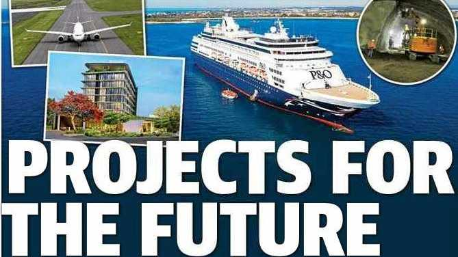 Coffs Coast Advocate readers have over the past fortnight nominated the key projects they would like to see developed in the city's future. Vote in our online poll for the projects you'd support.