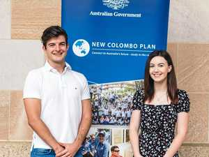 CQ law students score prestigious international scholarships