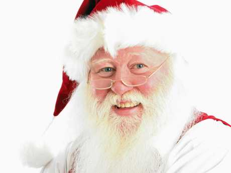 Santa will be making an appearance at a number of events in the coming weeks.