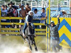 Rodeo rallies Cherbourg community together