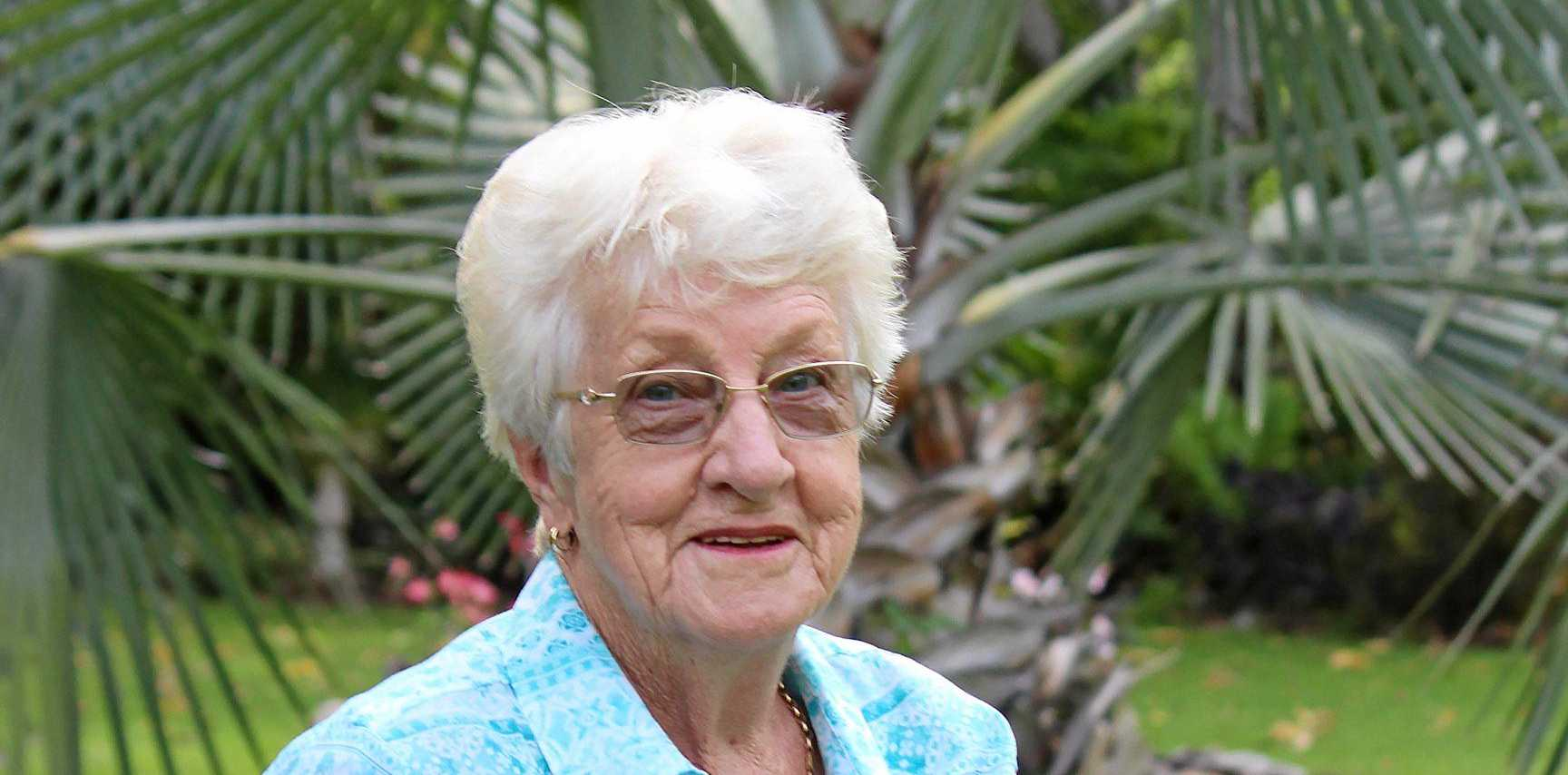 TALES OF THE PAST: At 82 years of age, fifth generation Isis Shire resident Doreen Cole has penned a book, complete with many photographs and historical tales of the early years of Buxton.