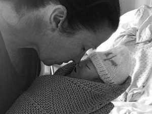 Mother's desperate plea after death of baby son