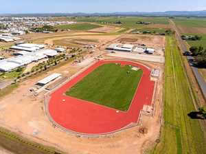 New surface unveiled at Mackay ARC track