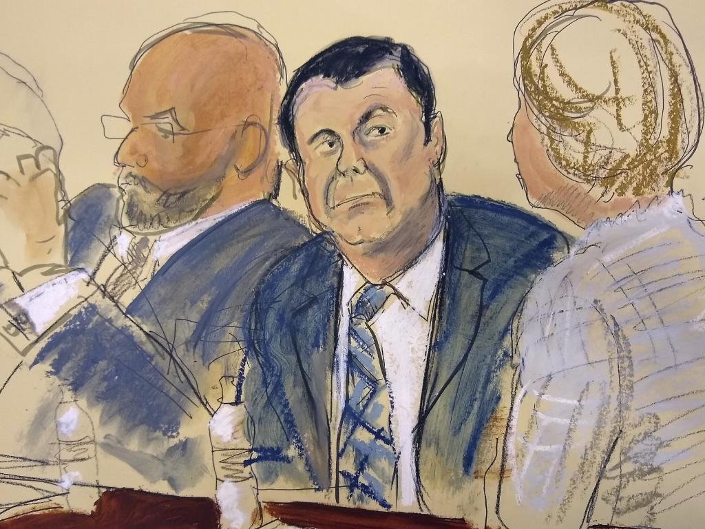 El Chapo, or 'Shorty', referred to planes as 'girls', cocaine as 'shirts' and fuel as 'wine', and called his covert operations 'parties', said an ex-manager at the Mexican cartel. Picture: Elizabeth Williams via AP