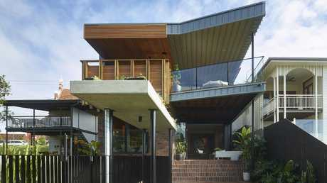 WINNER: National Luxury Alternations/Additions Award $650,000 to $1 million — Graya Construction for The Russet House, Brisbane. Picture: Supplied