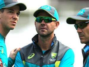 Ponting solves Australia's batting order puzzle