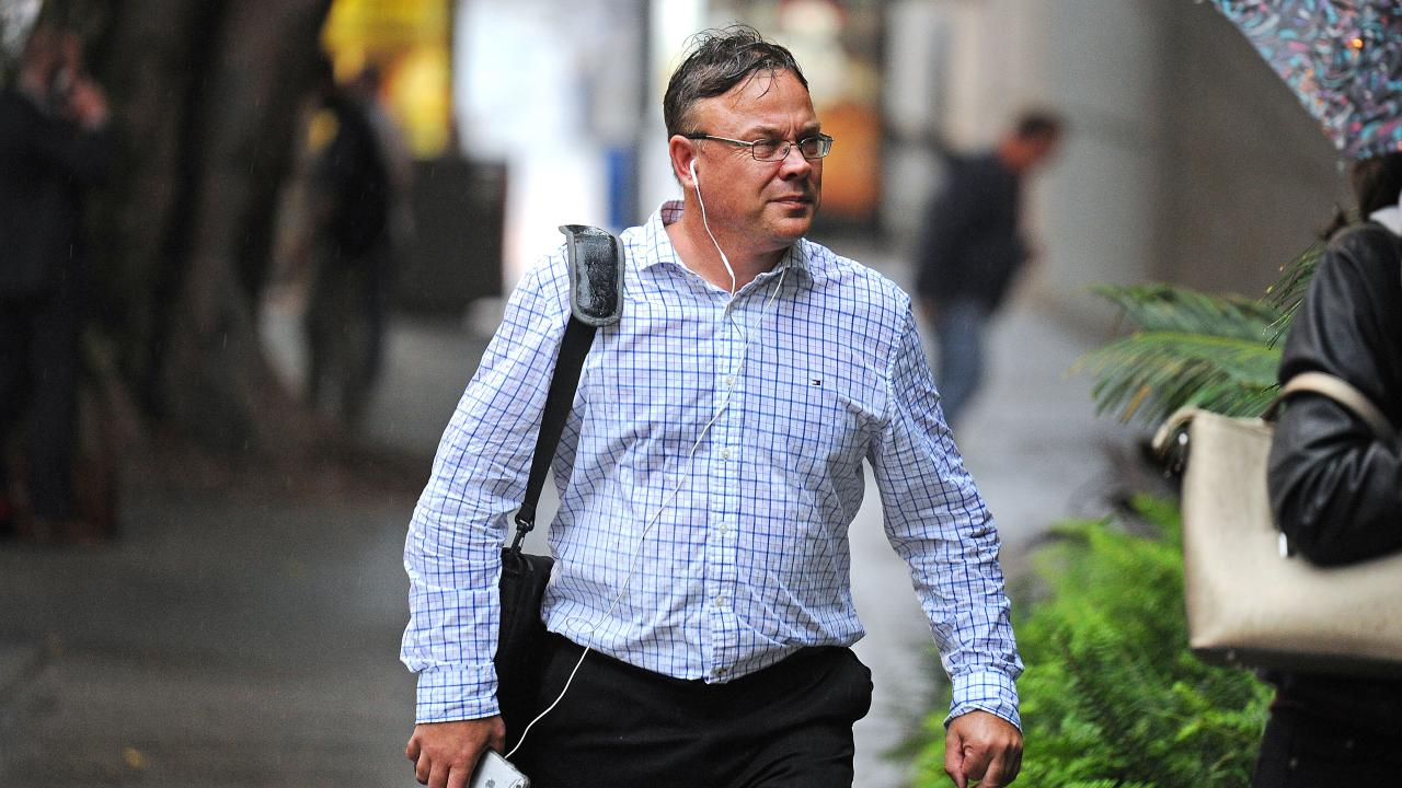Steven Tarasiuk loses bail bid, pending hearing of his appeals to conviction and sentence. Picture: AAP image, John Gass