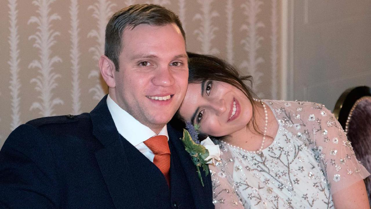 British academic Matthew Hedges and wife Daniela Tejada have always denied he was a MI6 operative.