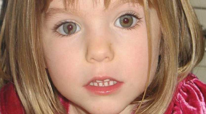 Madeleine McCann has not been seen since she went missing in 2007. Picture: AFP
