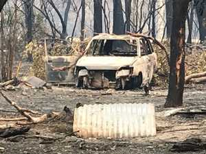 Photos reveal devastation of bushfires