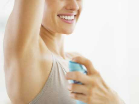 Deodorant makers are among those in the ATO's crosshairs. Picture: Supplied