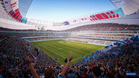 Labor says it won't go ahead with the demolition and rebuild of Allianz Stadium if elected.