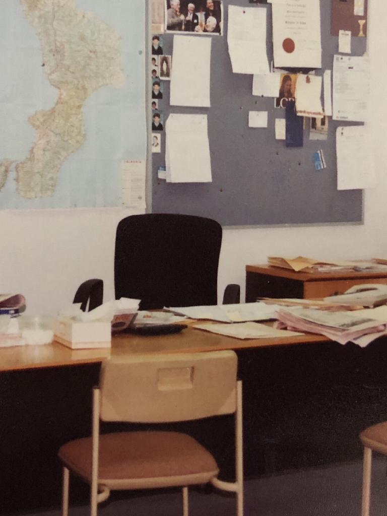 Condello's city office. Picture: Supplied