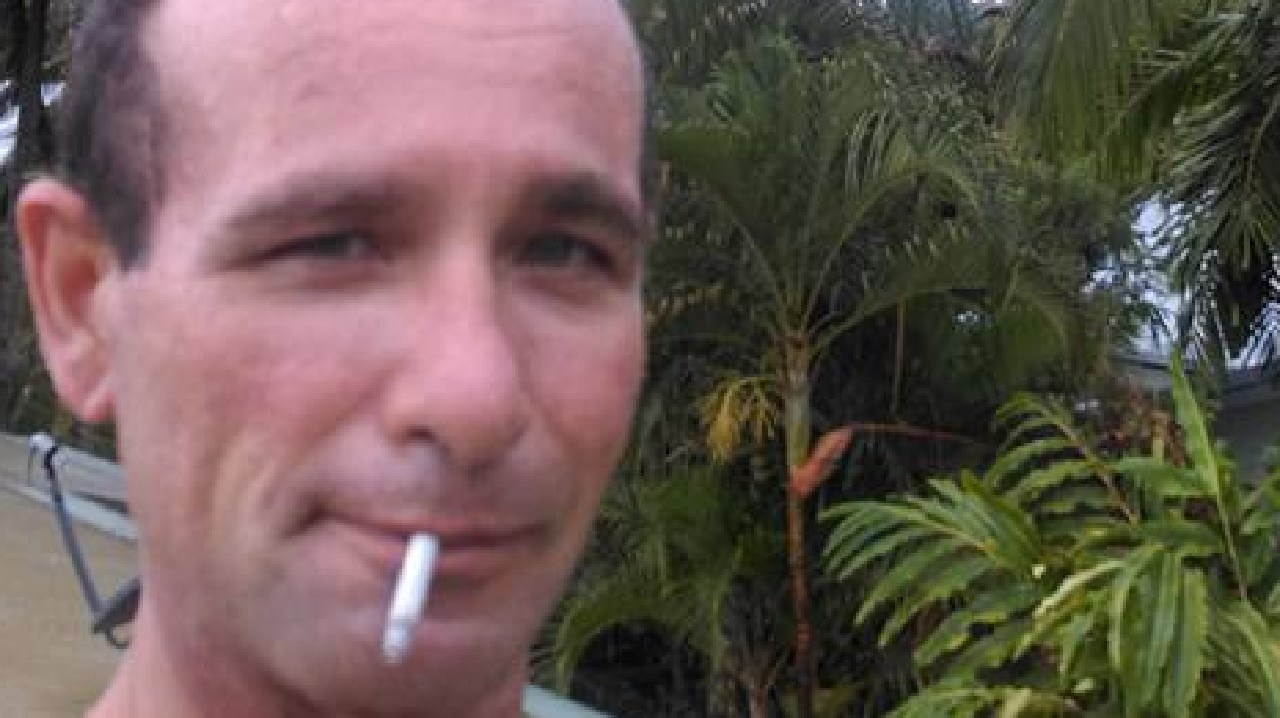 Mooroobool carer Terrance Barallon is accused of murdering disability pensioner Rob Duffy, 62.