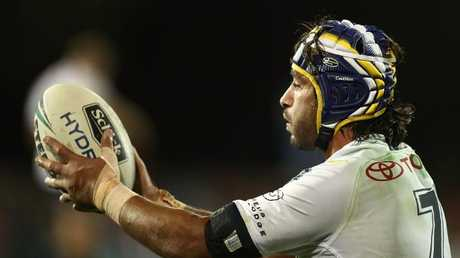 Johnathan Thurston steered the Cowboys to their first premiership.