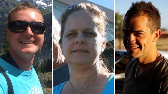 Toby Turner, Kerri Pike and Peter Dawson died.