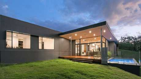 WINNER National Project Home $350,000 to $500,000 — Blinco Constructions for Kingfisher, Sunshine Coast. Picture: Supplied