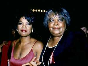Oprah Winfrey's mum dies on Thanksgiving