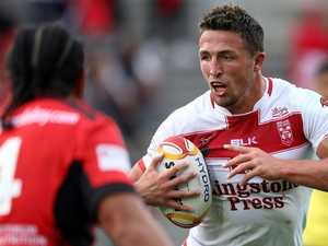 Burgess opens fire at 'selfish players'
