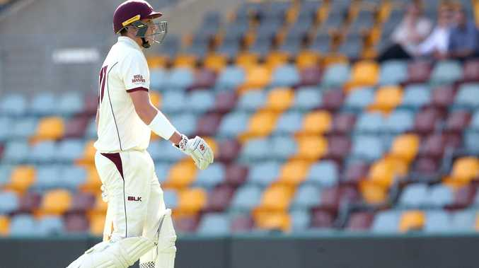 Matthew Renshaw missed a great chance to push his case.