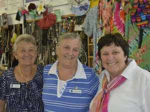 Touch of Toowoomba: Drug ARM Australasia Op Shop