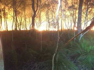 'CATASTROPHIC CONDITIONS': Fireys warn it's not over yet
