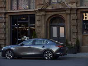 2019 model Mazda3 revealed