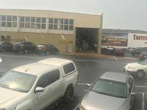 PHOTOS: Hailstones hit Bundaberg