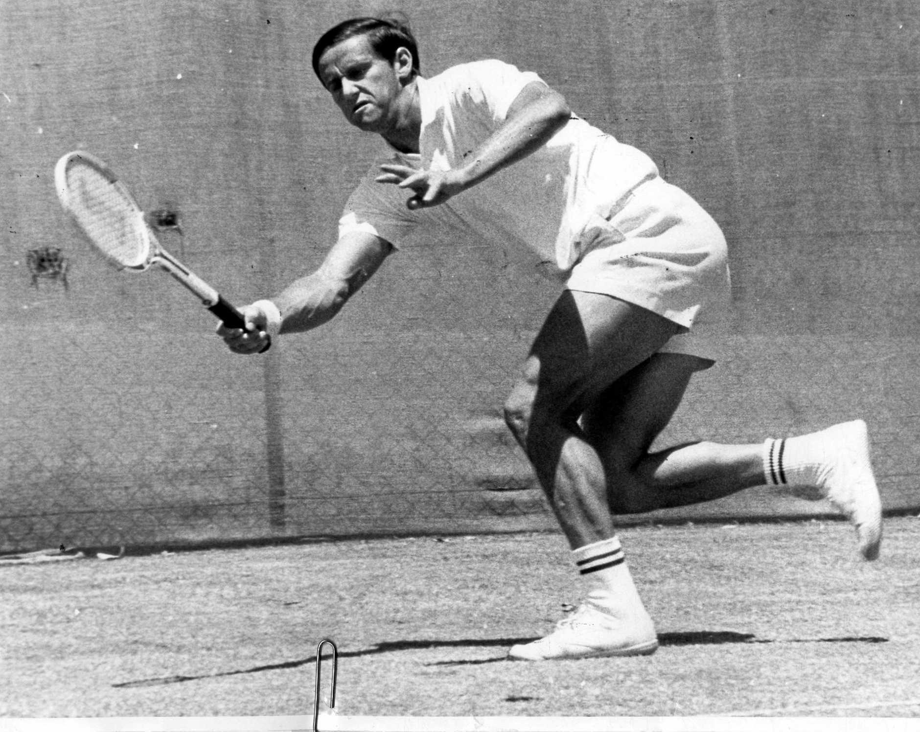 Roy Emerson held the record for most Grand Slam singles titles.