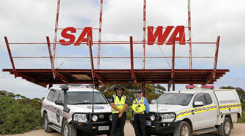 UNIFIED: The new NHVR policy aims to make enforcement across borders more streamlined.