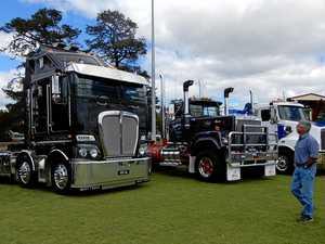 Brighton Truck Show