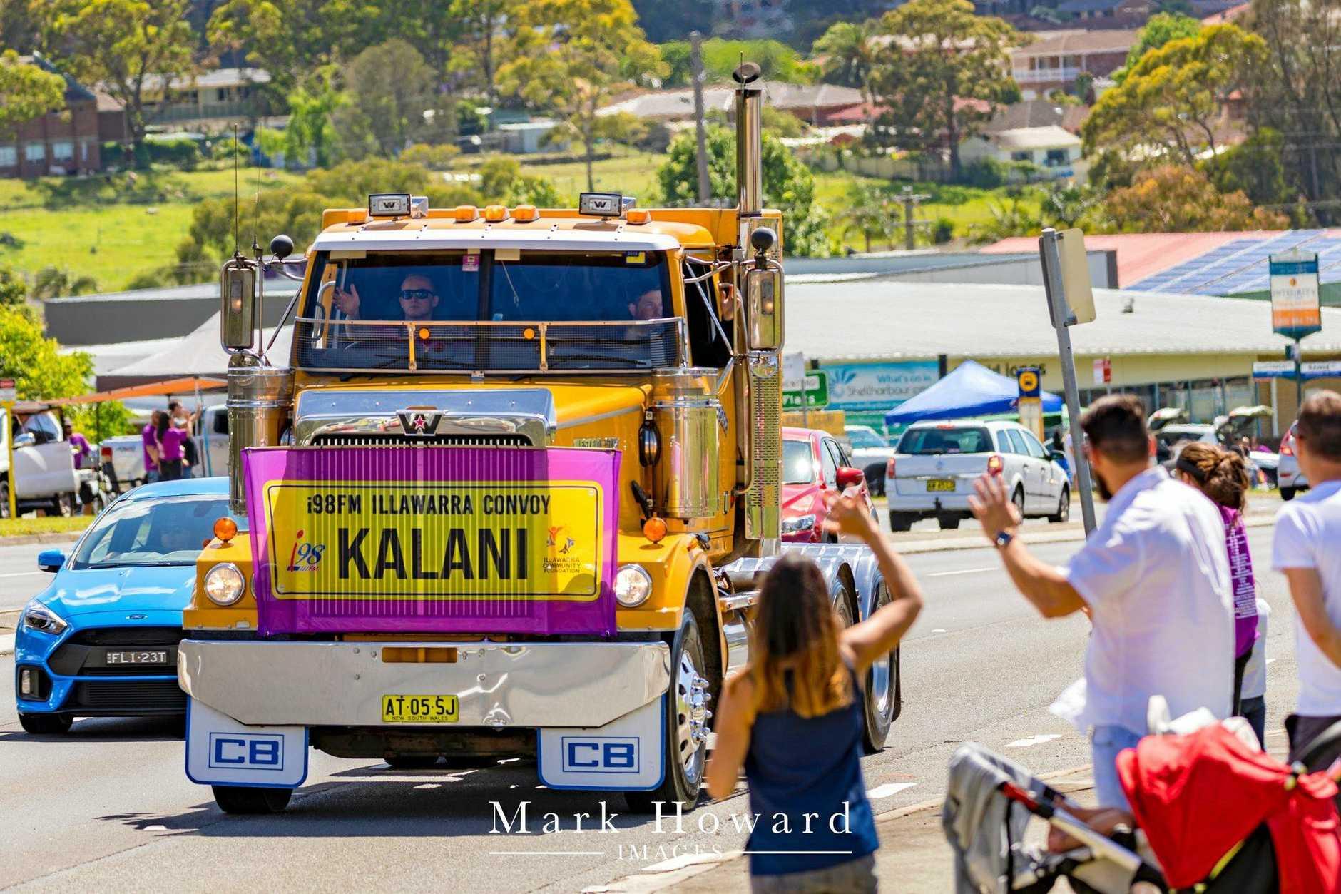 i98FM Illawarra Convoy 2018