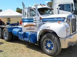 'Always been a Mack man' - John's beautifully restored B-61