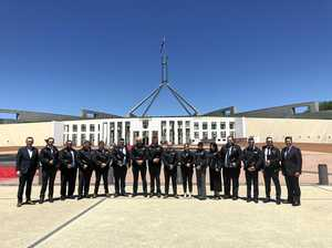 Truck industry's future leaders lobby pollies