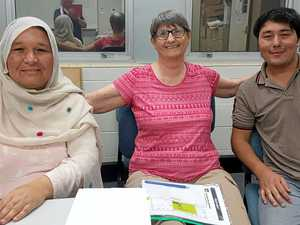 Migrant English Program aids new arrivals