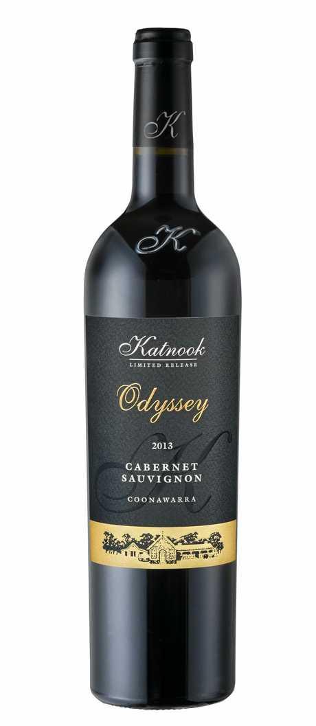 KATNOOK, ODYSSEY CABERNET, 2013