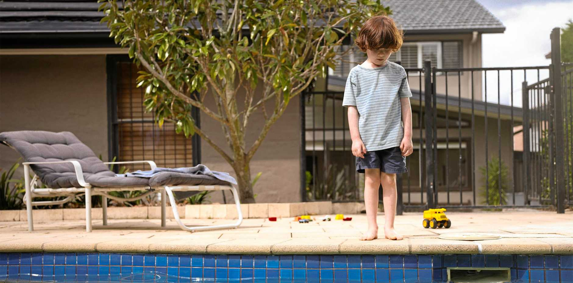 Nationwide research shows that 461 children under the age of five died due to drowning in Australia over the past 15 years,.