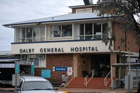 Dalby Hospital.