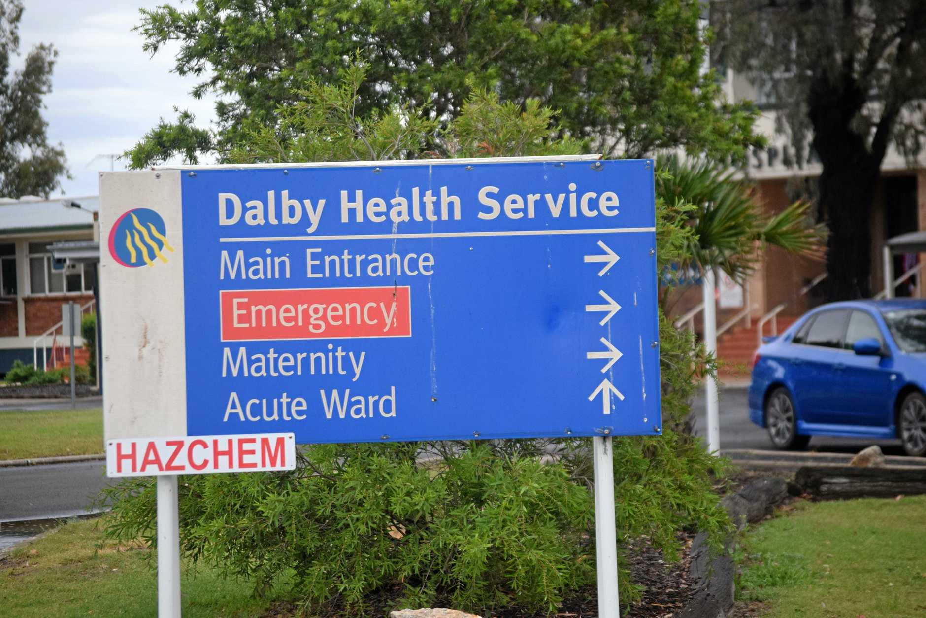 The incidents took place in Dalby in 2013.