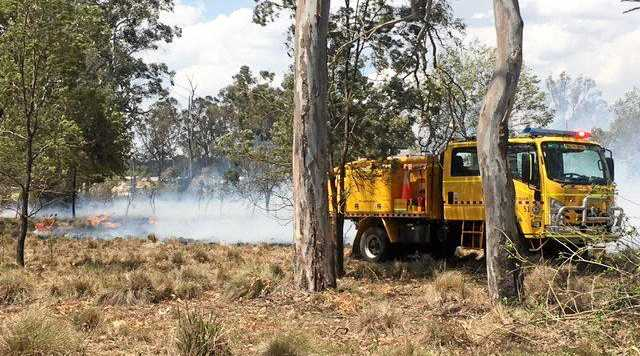 Crews are monitoring multiple fires throughout the region.