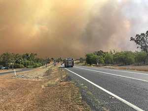 GRACEMERE: Roads re-open, residents allowed home