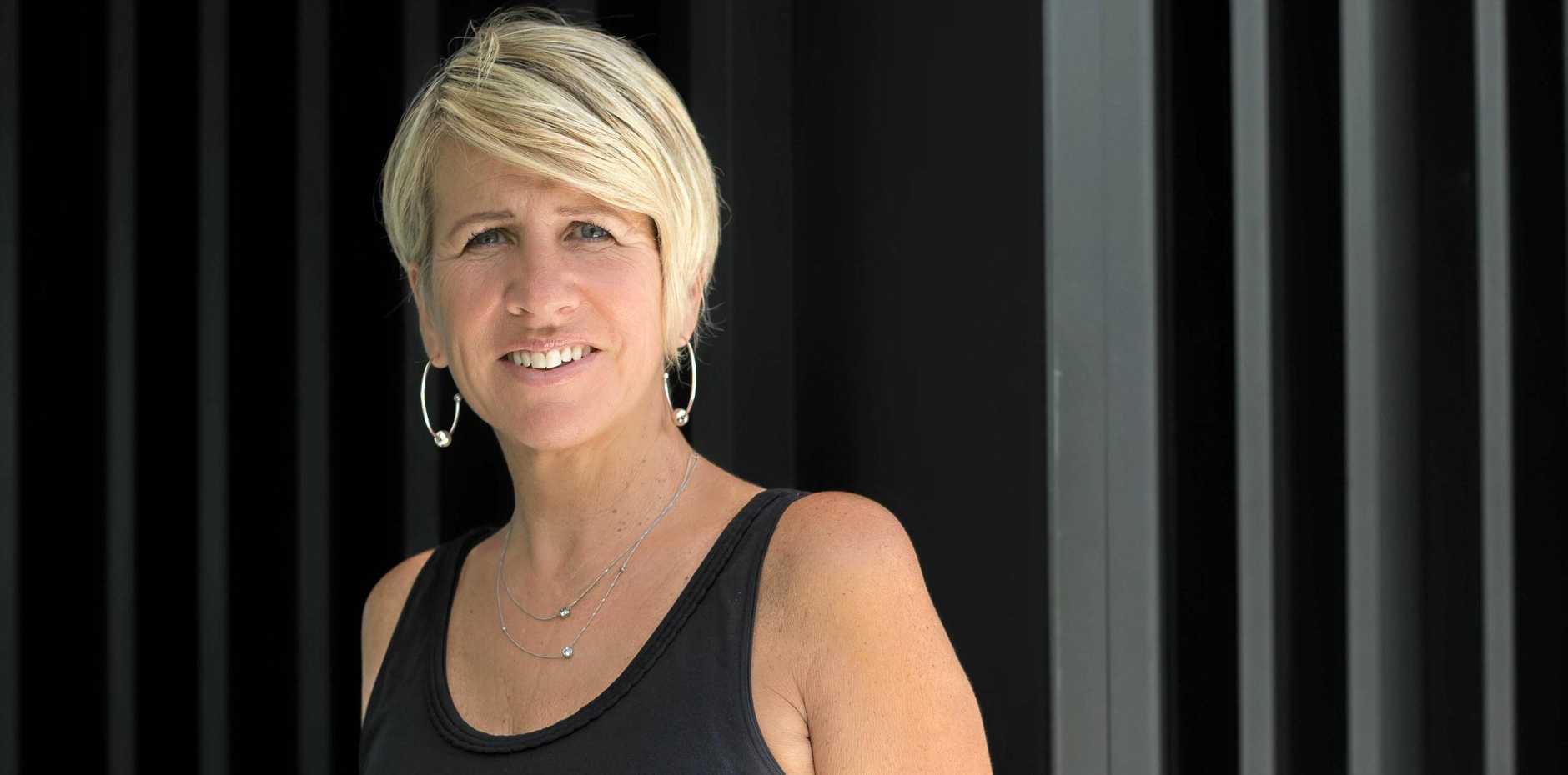 Architect Sarah Waller.