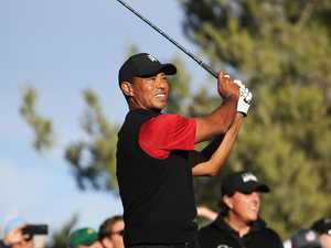 Tiger's plan to hunt more majors in 2019